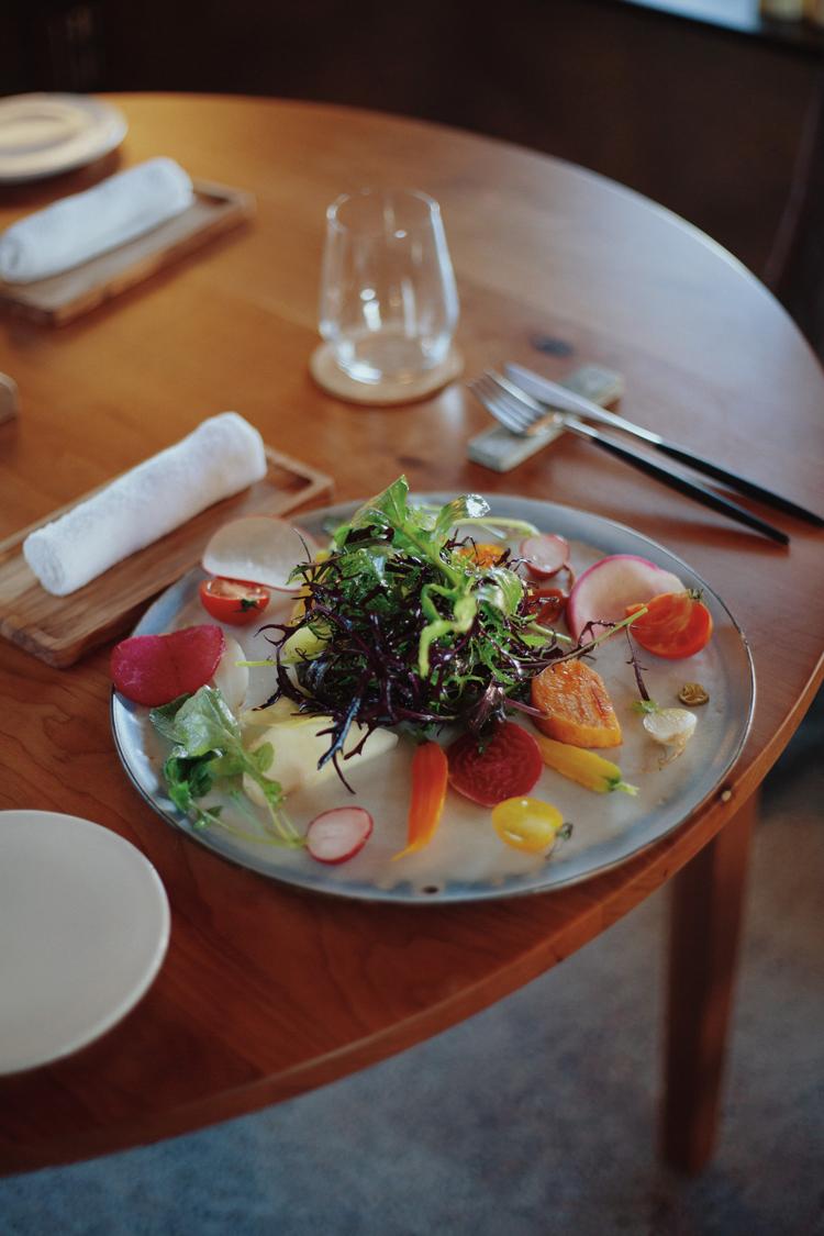 Restaurant Nazの料理