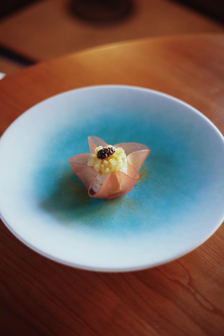 Restaurant Naz の料理