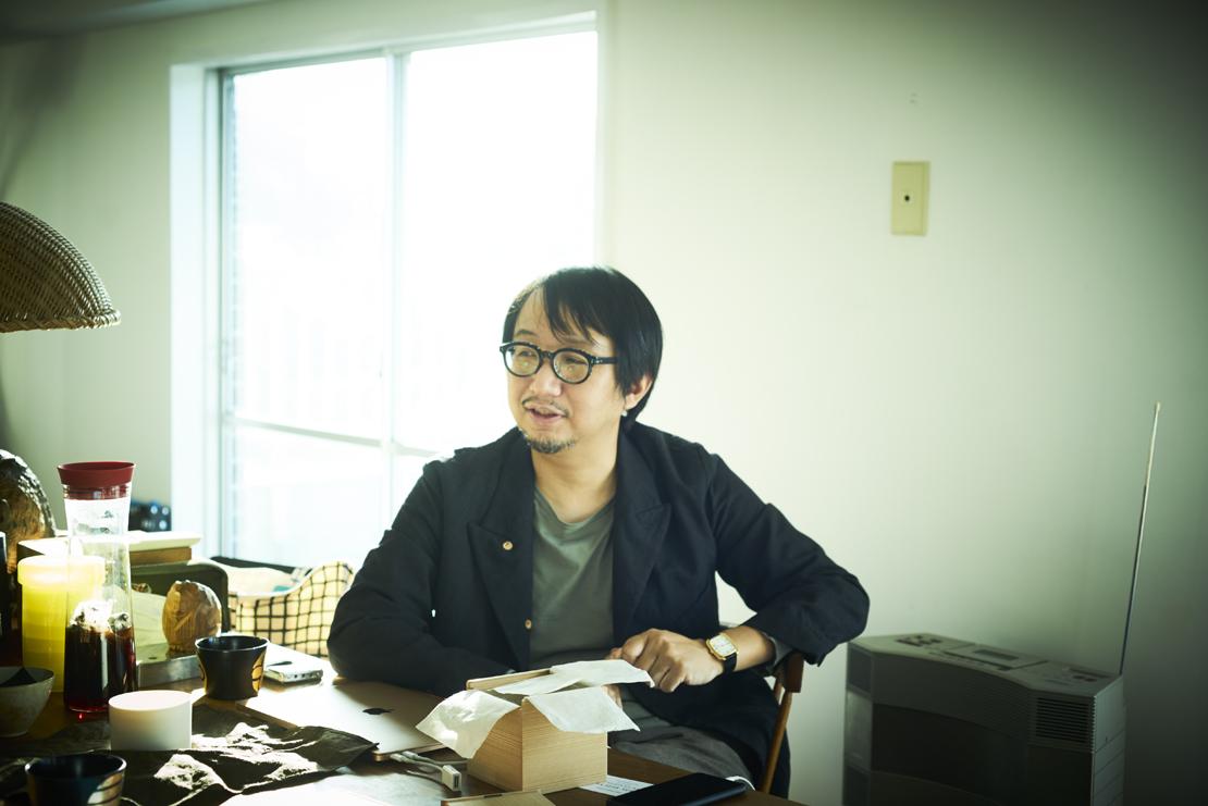 編集者・安藤夏樹さん