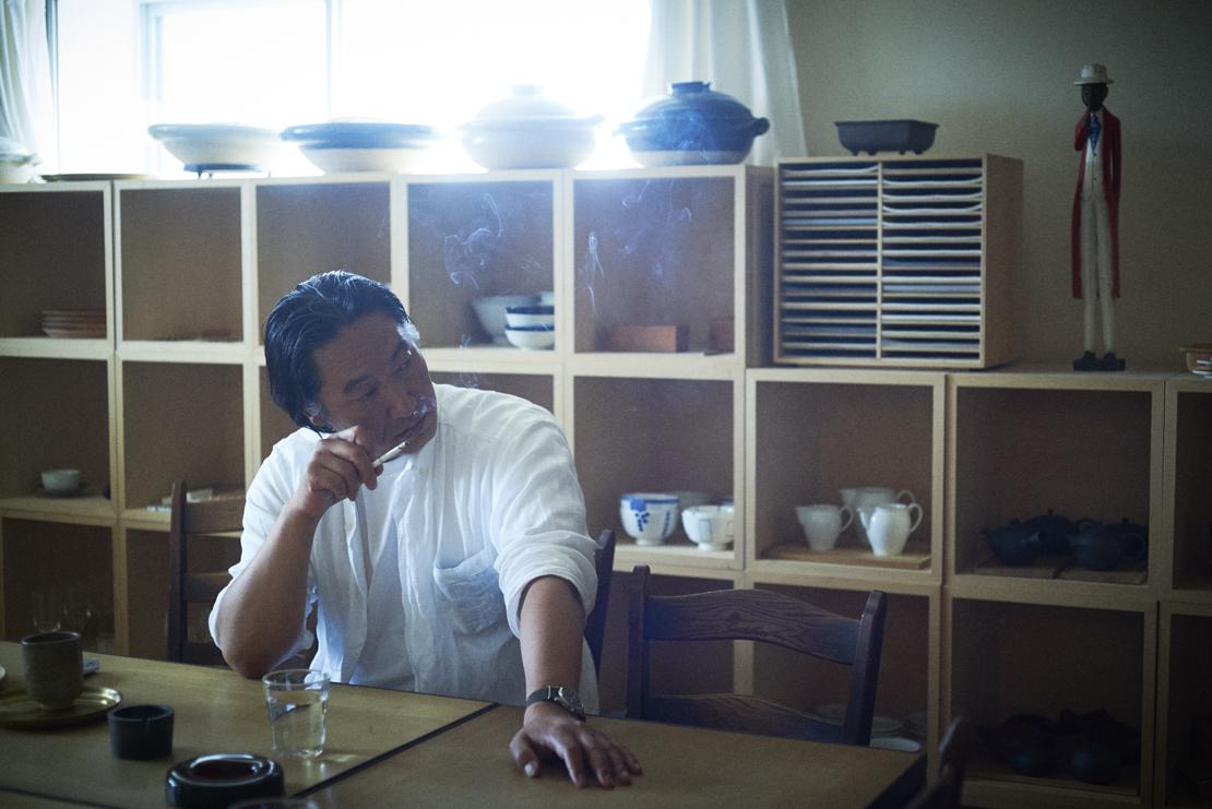 「東屋」代表・熊田剛祐さん取材写真