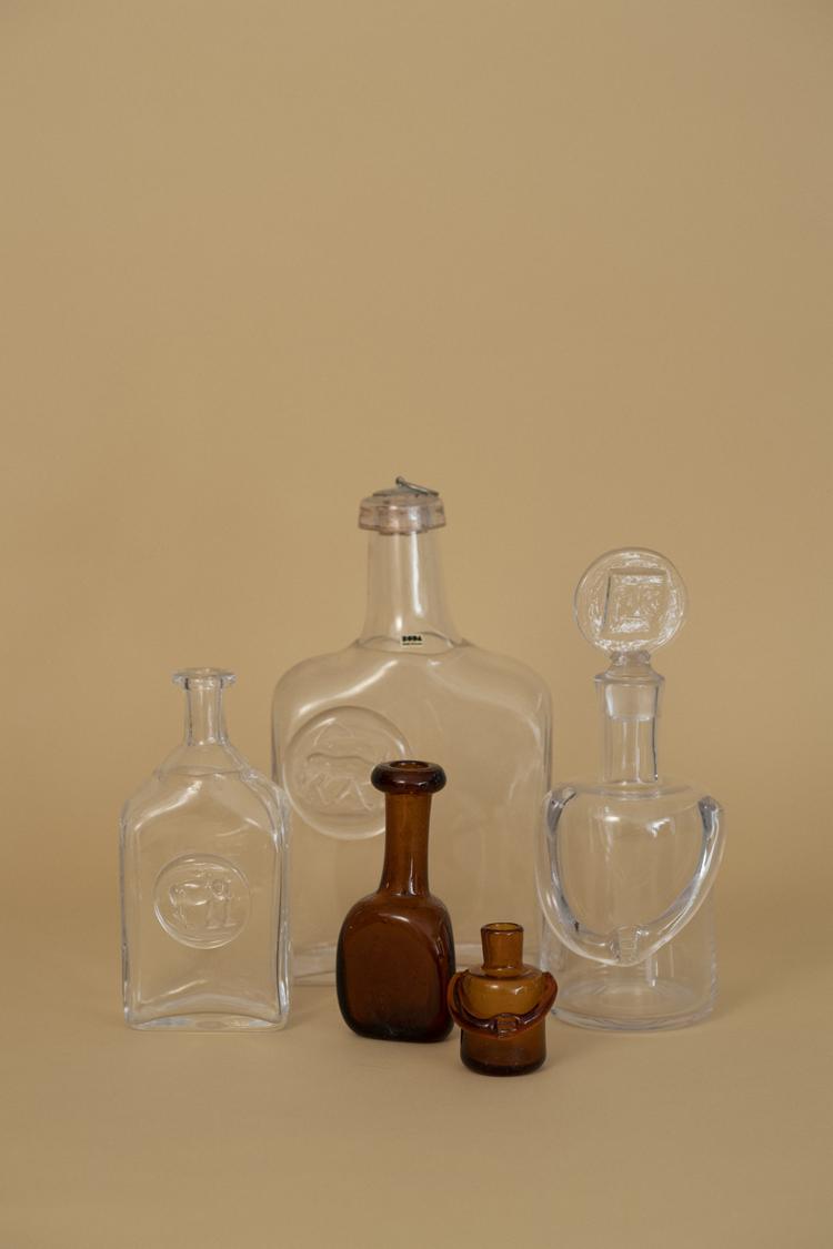 エリック・ホグランのガラス作品