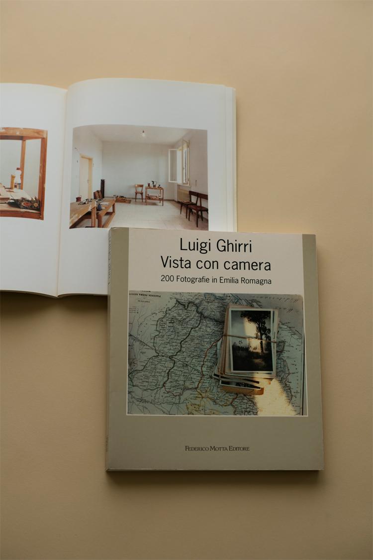 Luigi Ghirri『Vista con camera』