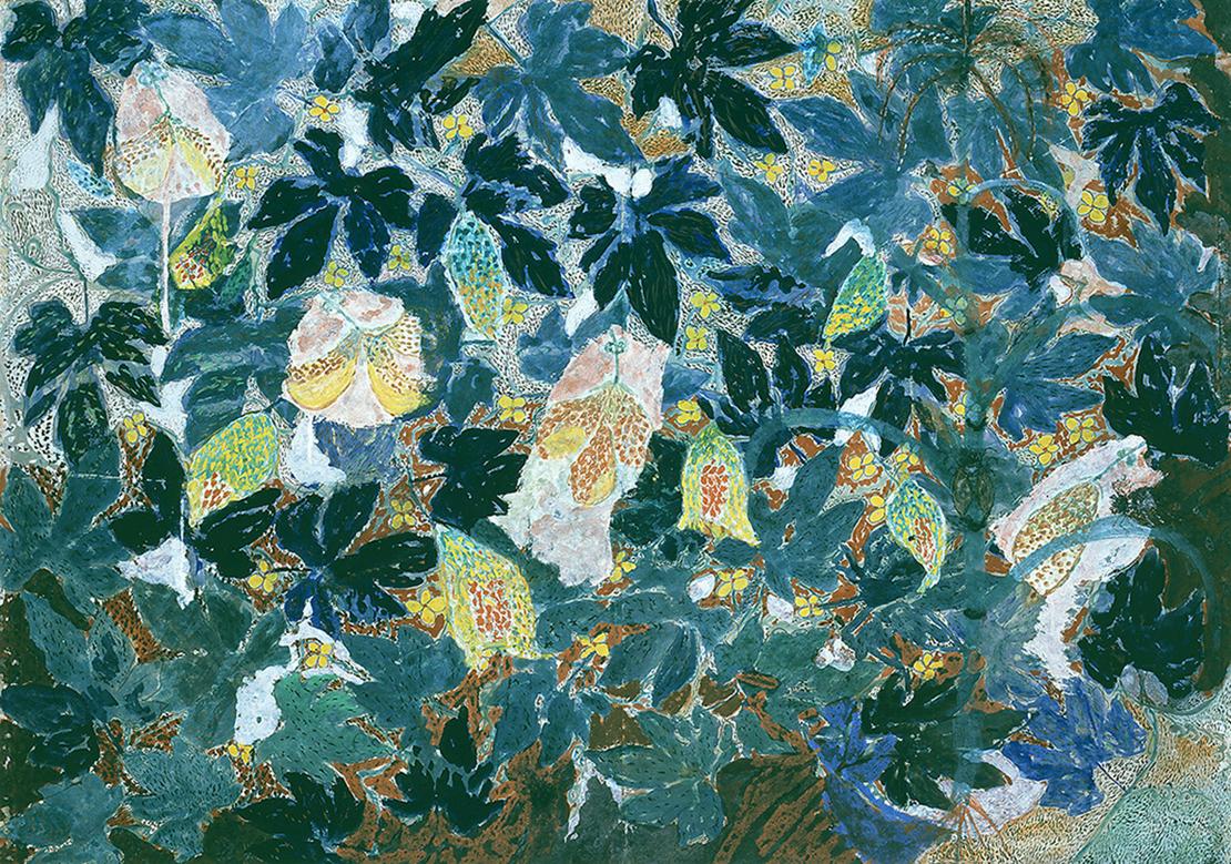 丸木スマの絵画作品