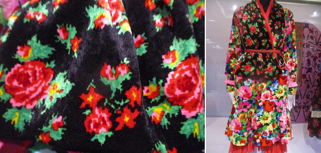 高田賢三がデザインした服