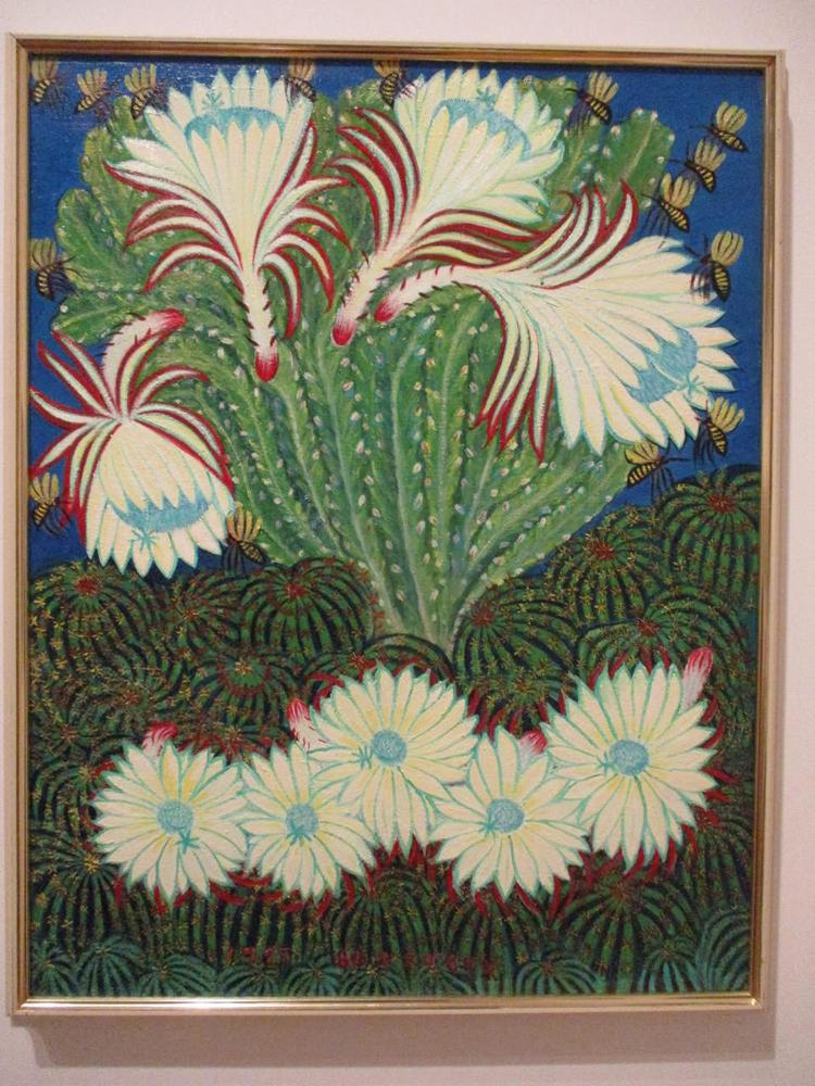 塔本シスコの絵画作品