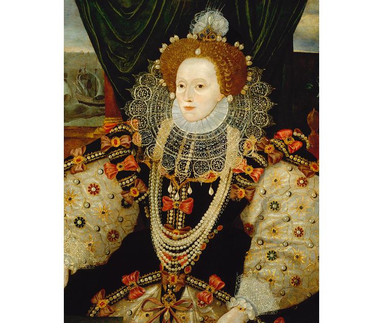 エリザベス1世の肖像画