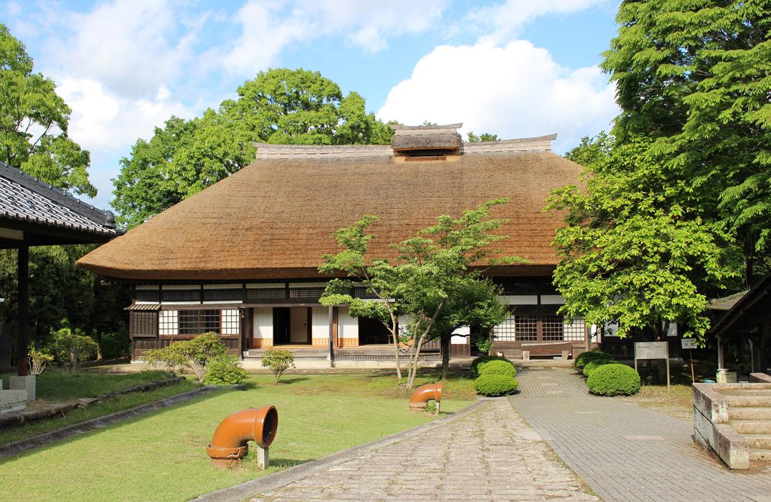 旧濱田庄司邸