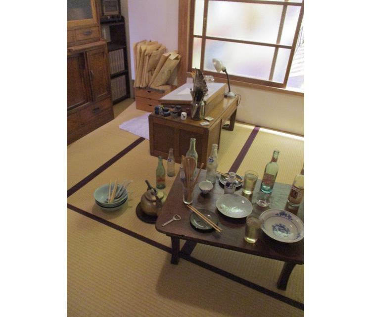 寺田ヒロオの部屋の再現