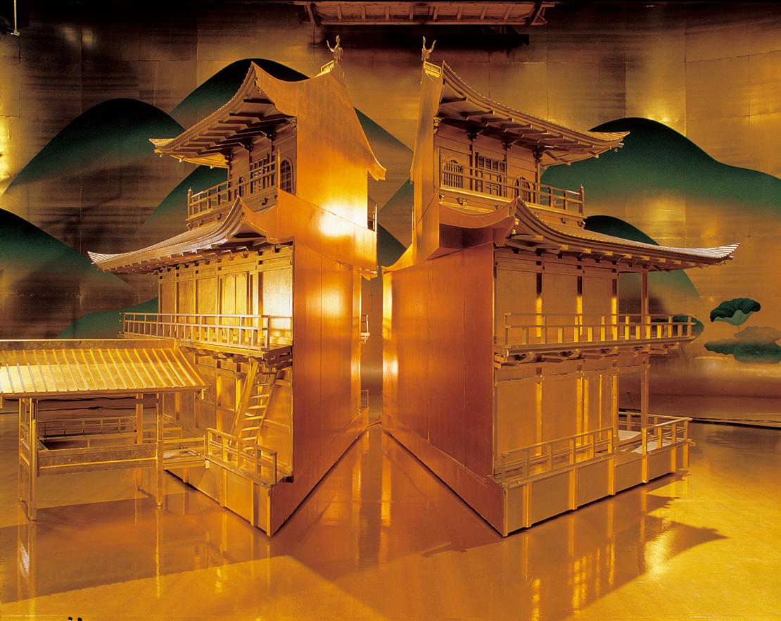 石岡瑛子 映画『ミシマ―ア・ライフ・イン・フォー・チャプターズ』(ポール・シュレイダー監督、1985年)  プロダクションデザイン