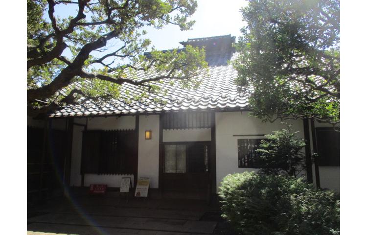 旧小坂家住宅入り口
