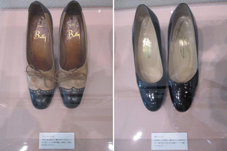 向田邦子さんの靴