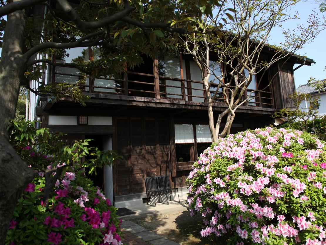 芹沢銈介の自邸