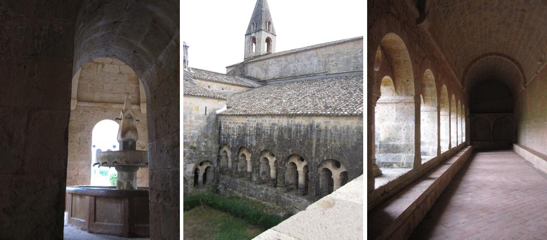ル・トロネ修道院