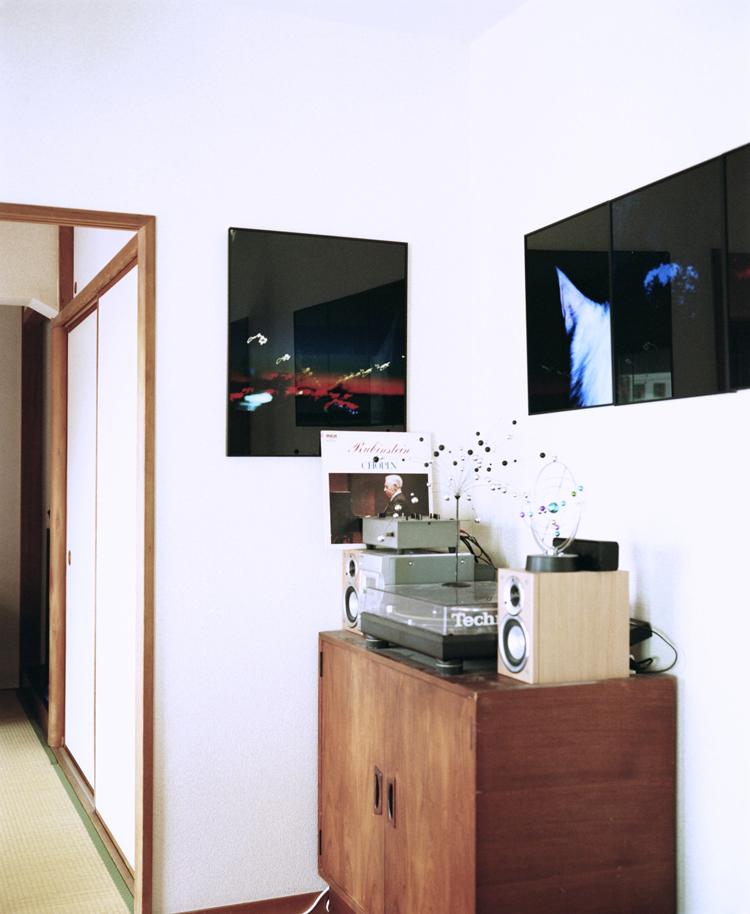 東海林広太さんの自宅風景