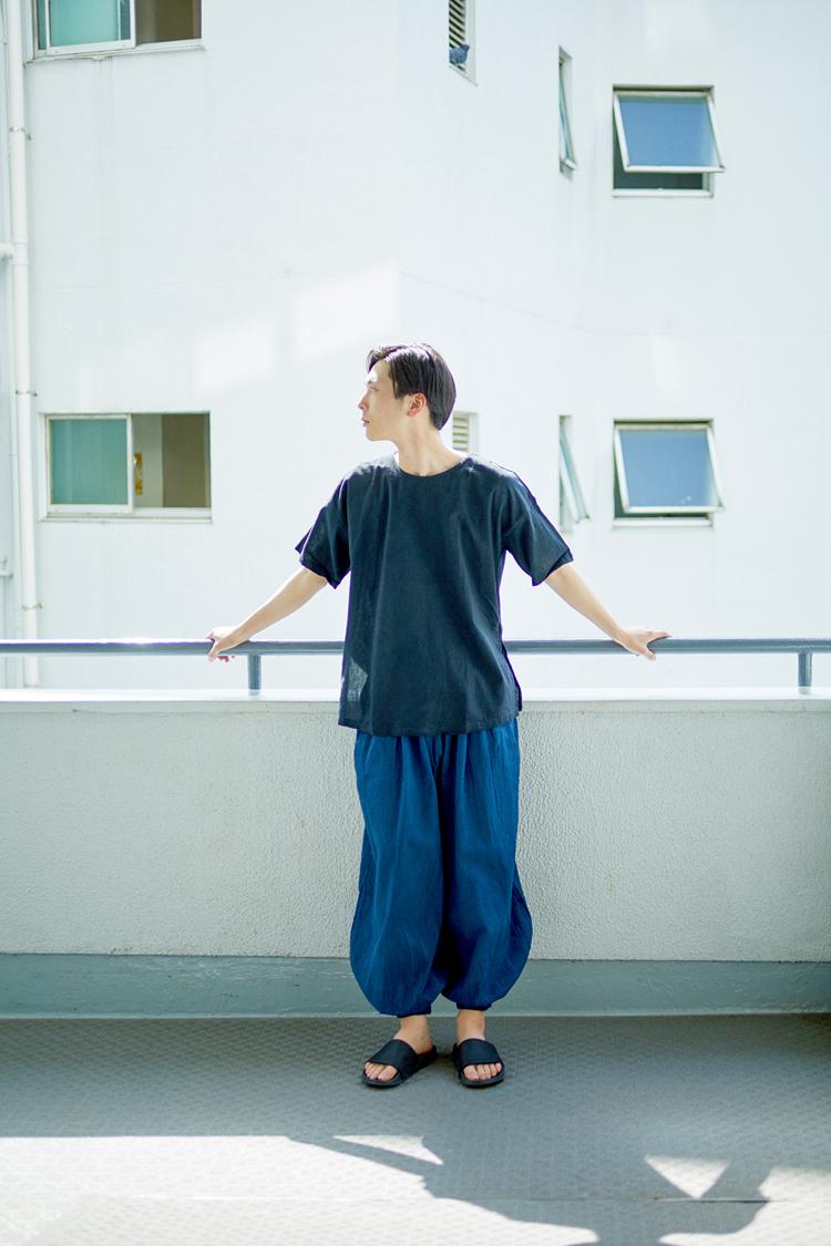 ヂェン先生の日常着
