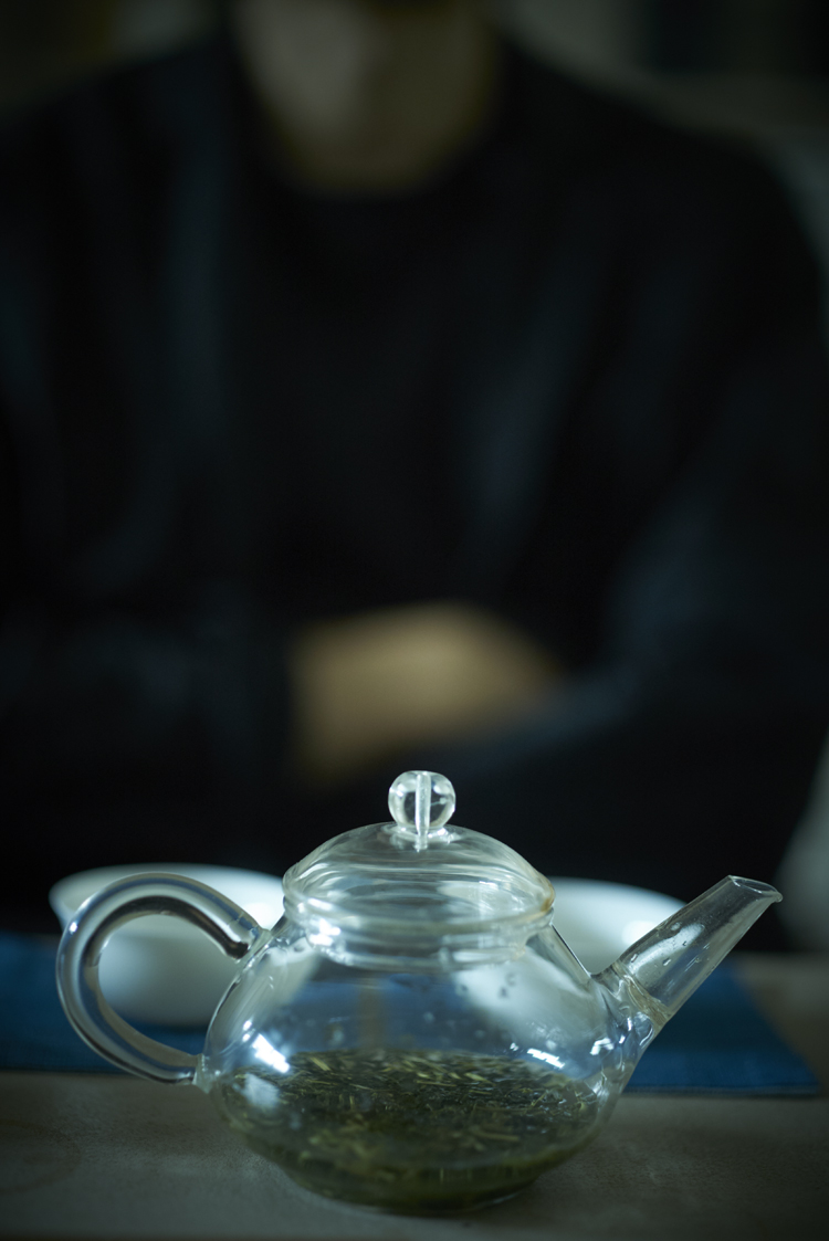 EN TEA主宰・丸若裕俊さんとお茶