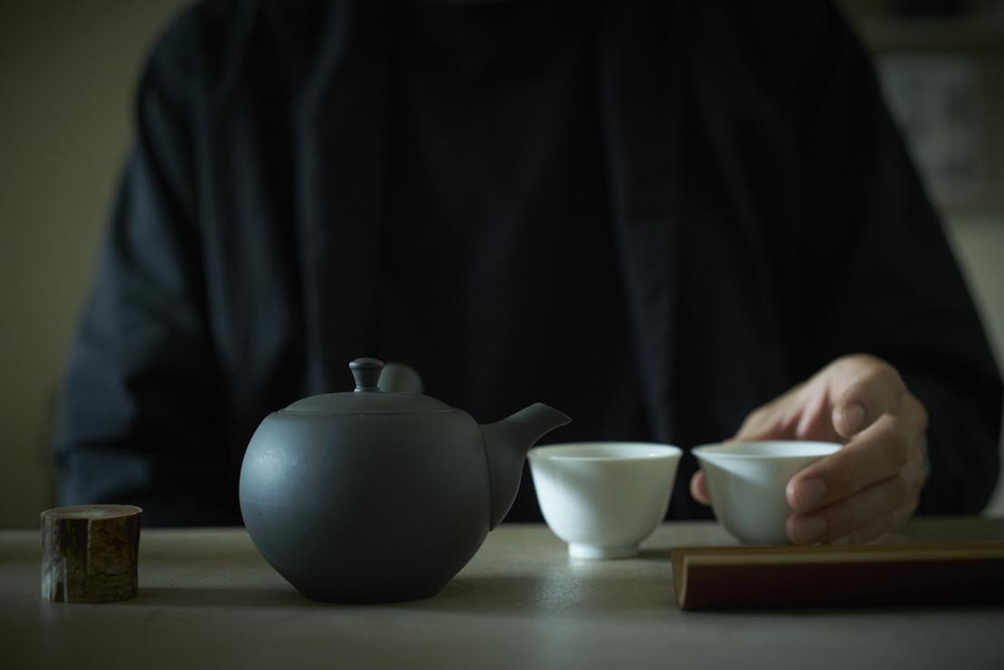 EN TEA主宰・丸若裕俊さん取材写真