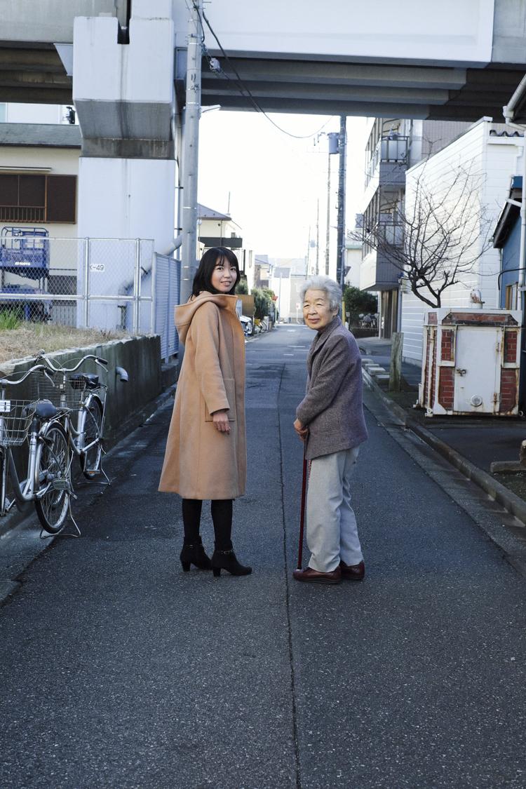 須賀・笹木家取材写真