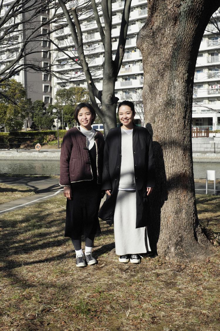 須賀・笹木家の取材写真