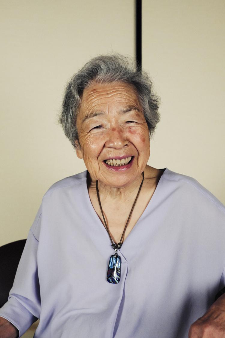 須賀澄江さん
