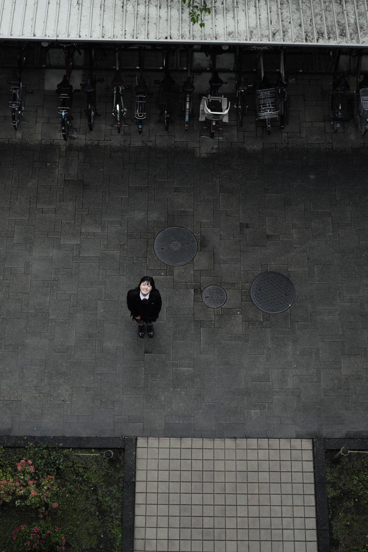 「令和・かぞくの肖像」蛭海家取材写真