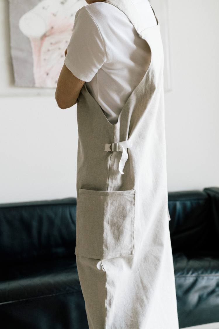 堀井和子さんとつくったジャンパースカート