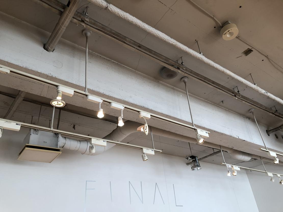 CLASKA(クラスカ)の壁と天井