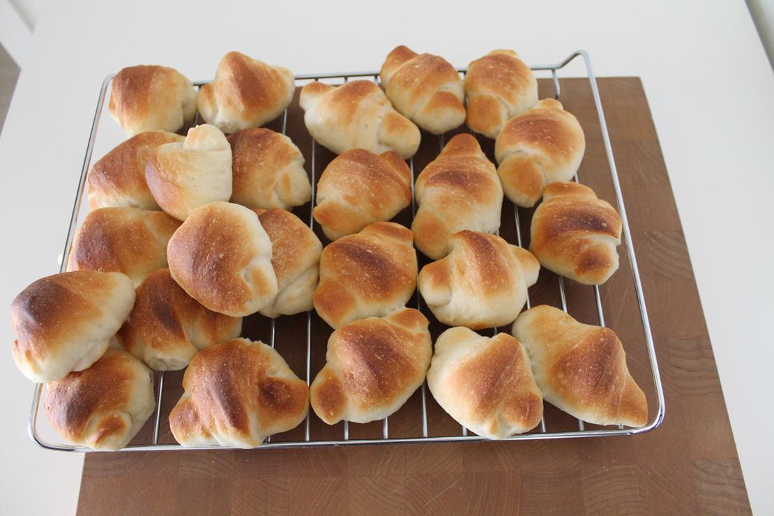堀井和子さんの手作りパン