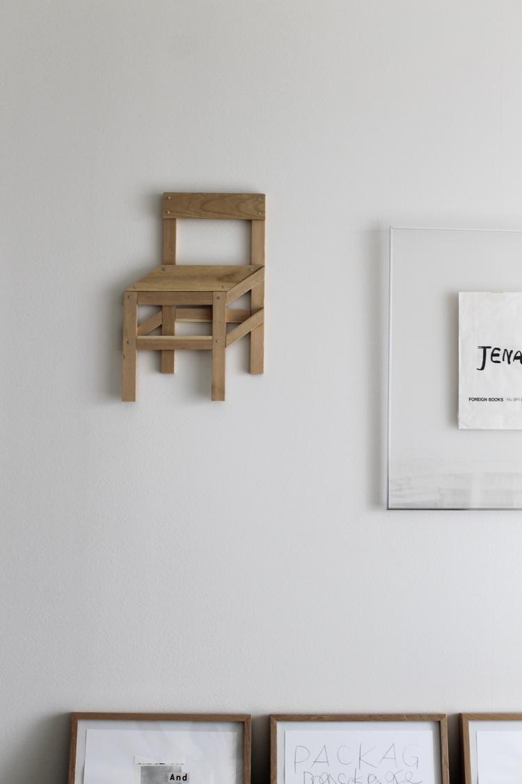 古賀充さんの椅子の作品
