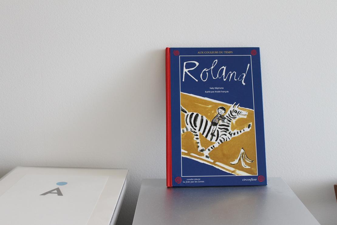 絵本『Roland』