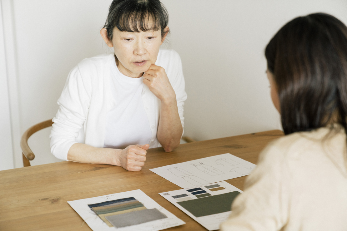 堀井和子さん
