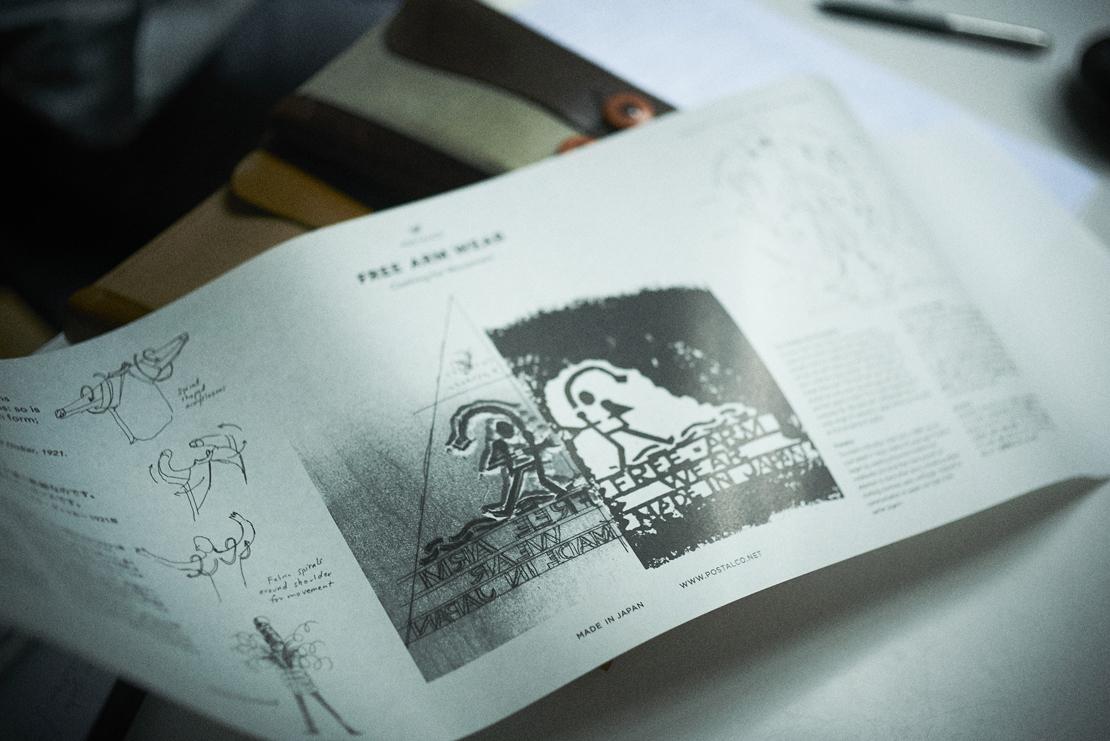 POSTALCO(マイク・エーブルソン&エーブルソン友理)インタビュー記事写真