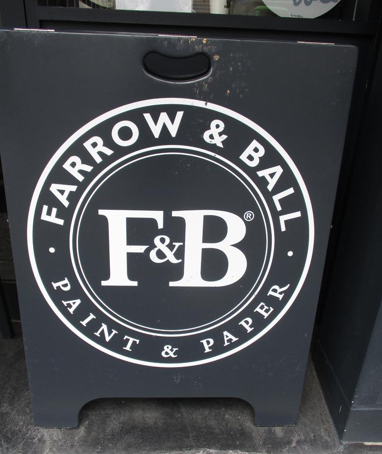 「FARROW & BALL」