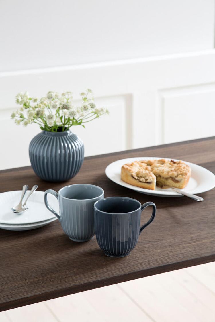 デンマークの陶磁器ブランド「Kahler」の「Hammershoi」