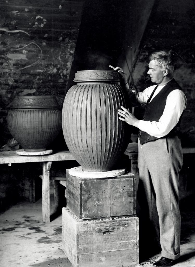 デンマークの陶磁器ブランド「Kahler」