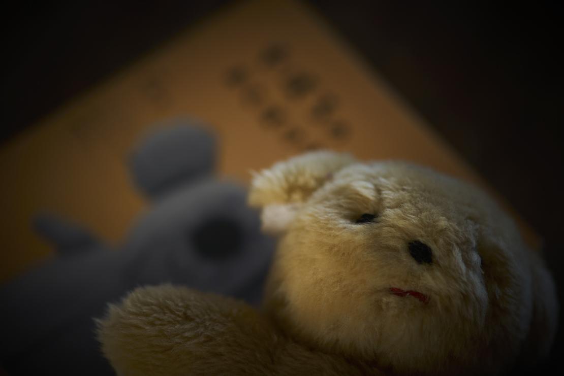 ぬいぐるみ作家・SOBOROさんの作品