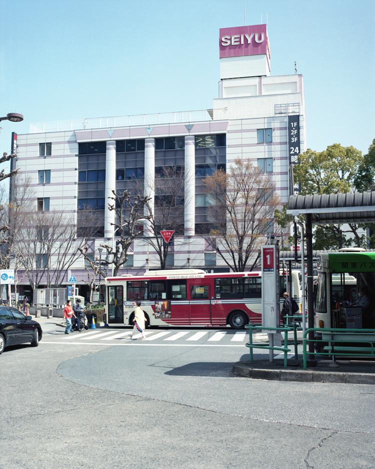 阿佐ヶ谷の風景