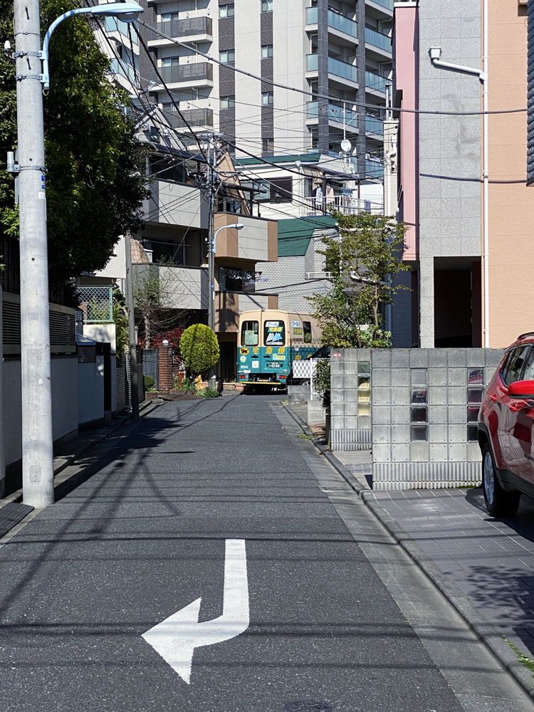 ホンマタカシさん撮り下ろしの東京の写真