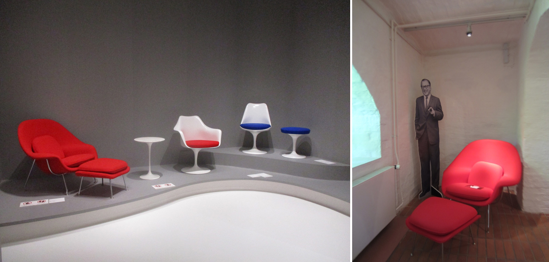 エーロ・サーリネンの名作椅子