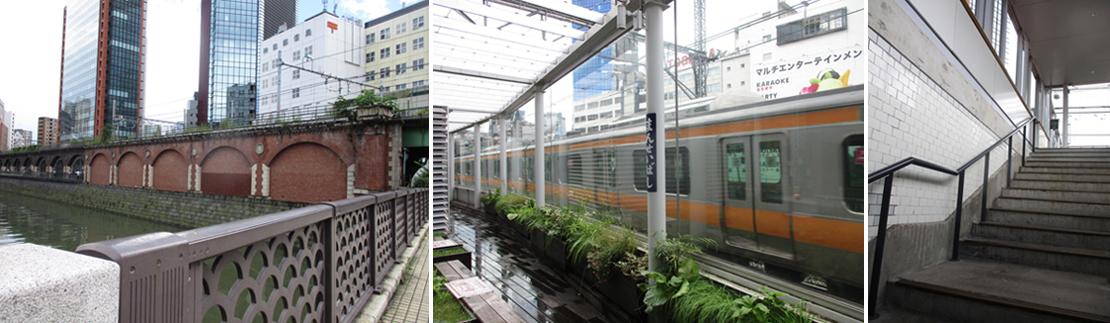 mAAch ecute神田万世橋と中央線
