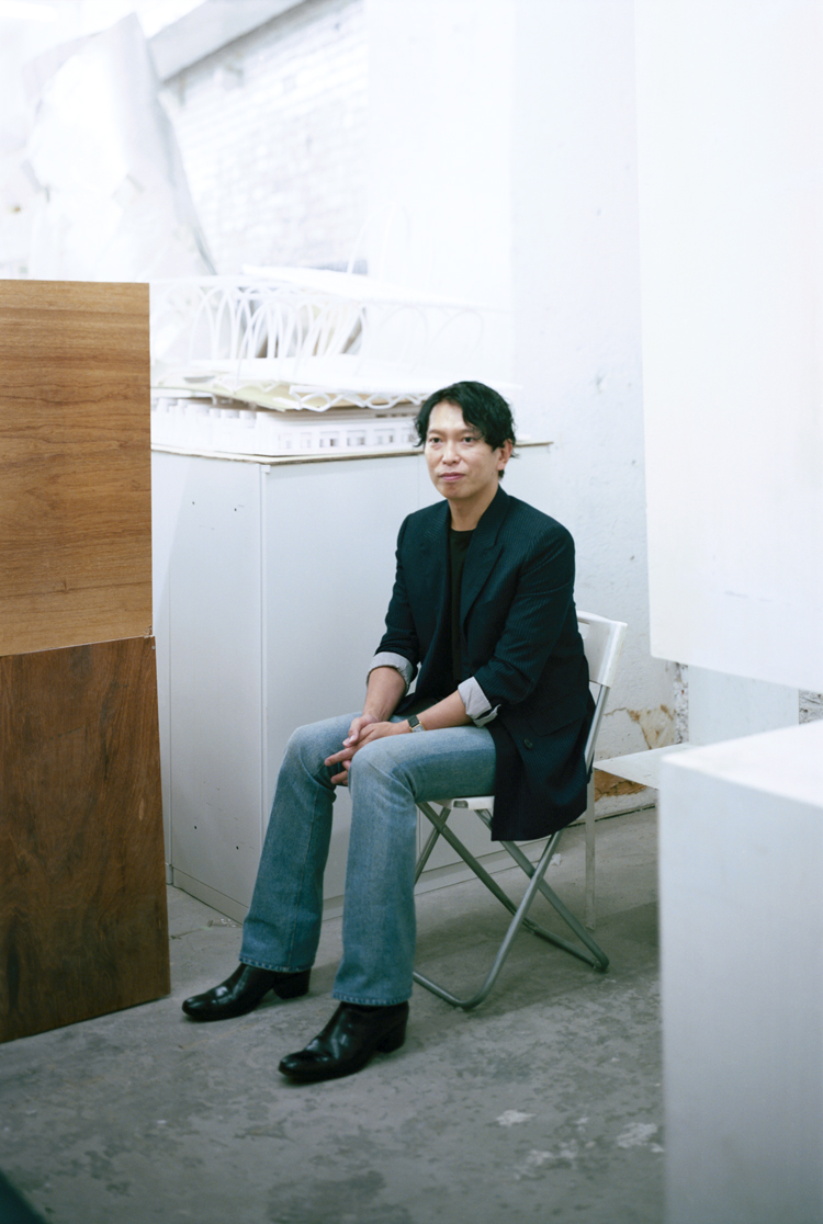 建築家・石上純也さん