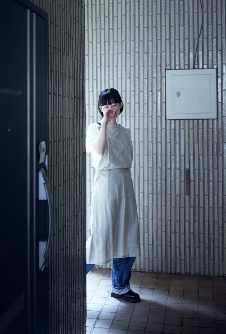 塩塚モエカさん