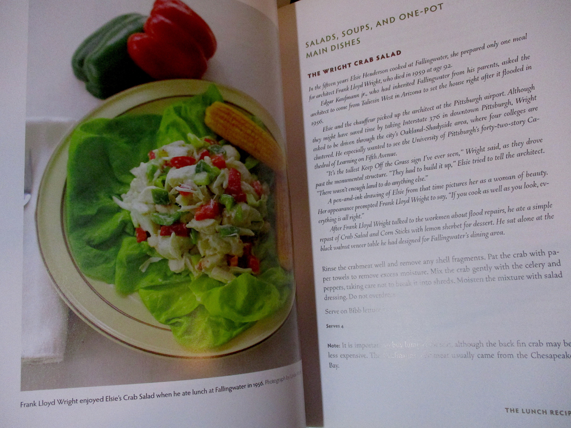 『The Fallingwater Cookbook』