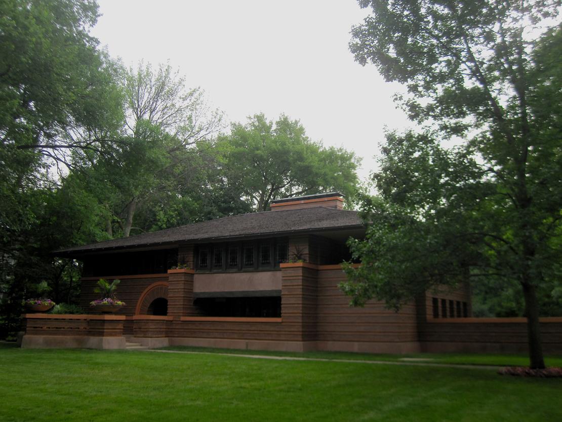 ハートレー邸