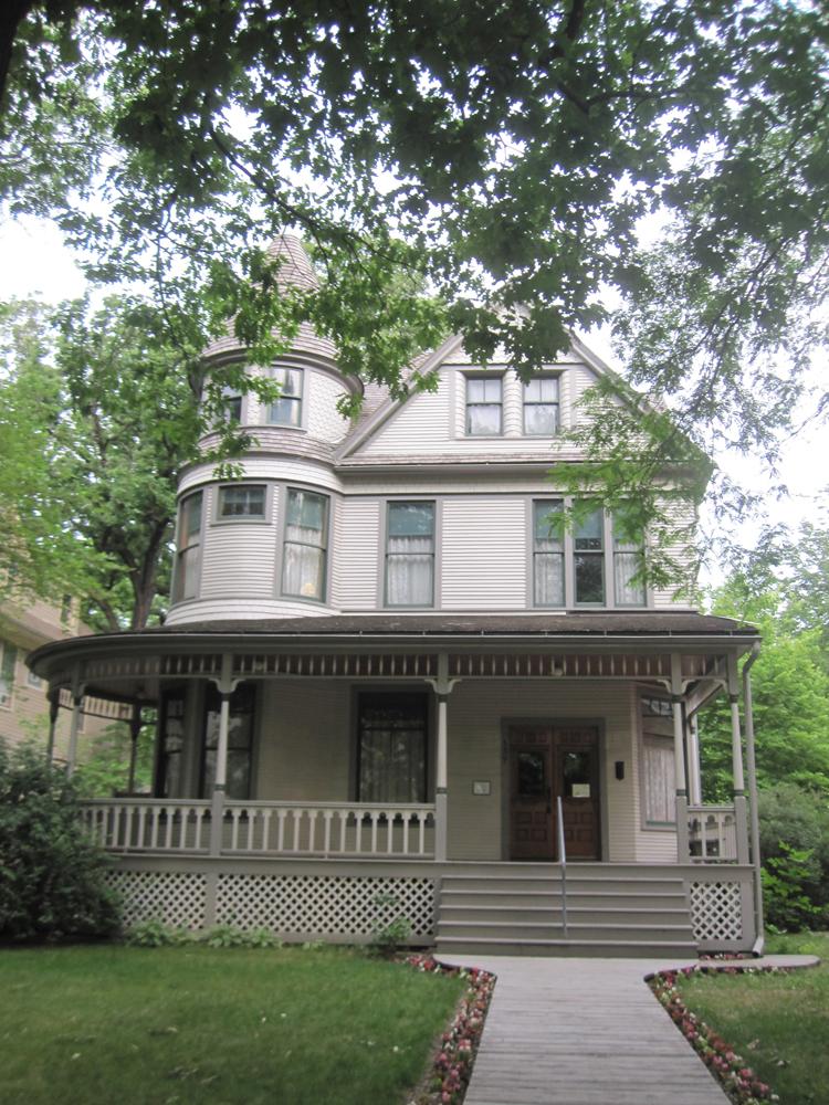 ヘミングウェイの生家
