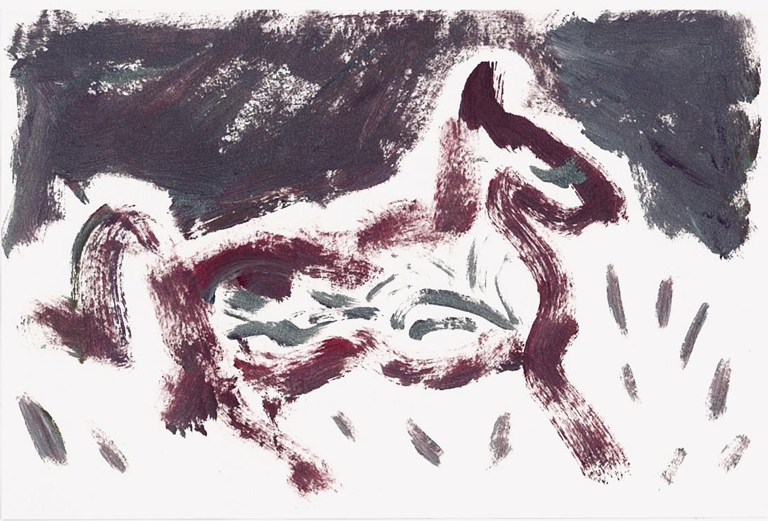山本りさ子さんの作品「無題」